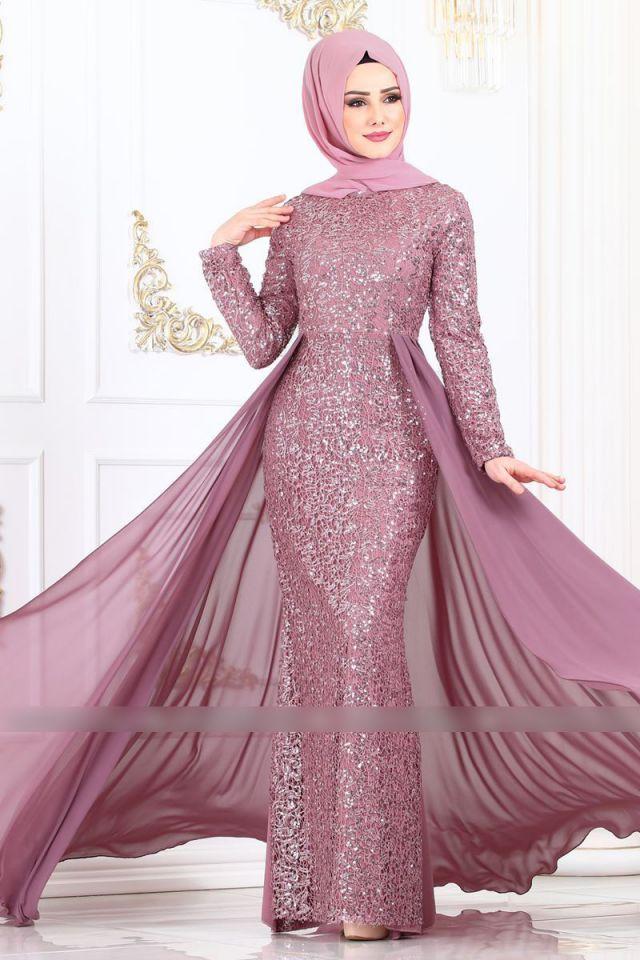 لباس عروس محجبه ؛ یک انتخاب برای عروس های زیبا