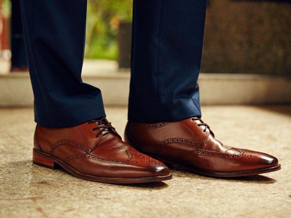 راهنمای خرید کفش داماد