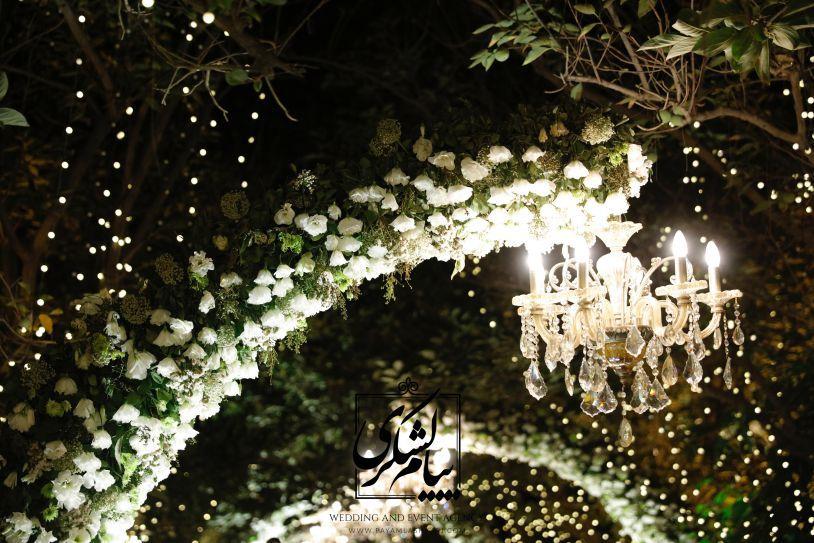 راهنمای انتخاب باغ تالار عروسی
